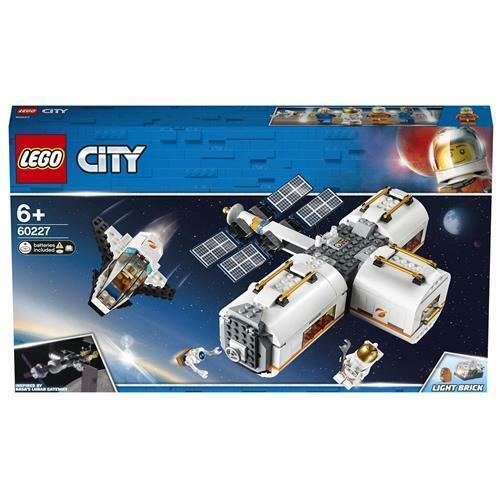 LEGO 60227 città Stazione Spaziale Lunare