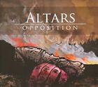 Opposition [EP] [Digipak] by Altars (CD, Jul-2011, Strike First Records)