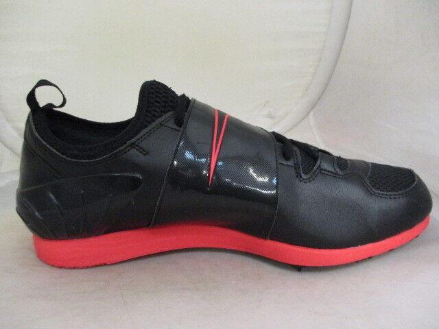 new styles bfa06 a2f30 ... Nike Zoom PV II Pointes Pointes Pointes de Course Hommes Eu 11 Us 12 Eu  46 ...