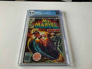 MS-MARVEL-3-CGC-9-4-WHITE-PAGES-CAROL-DANVERS-DOOMSDAY-MAN-MARVEL-COMICS-1977