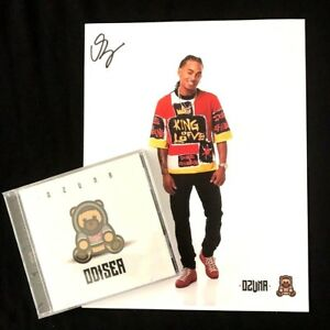 Details about OZUNA- ODISEA-CD( Buy cd get free photo original sign from  sony music promotion)