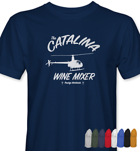 a02ade7b3 Catalina Wine Mixer inspired T-shirt step brothers movie prestige ...
