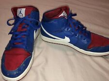 01d648ea684a2e item 5 Nike 554724-407 Air Jordan 1 Retro Mid Detroit Pistons Game Royal  Blue Size 12 -Nike 554724-407 Air Jordan 1 Retro Mid Detroit Pistons Game  Royal ...