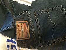Diesel Industry  cotton italy Jeans  32 waist 32x25 men's