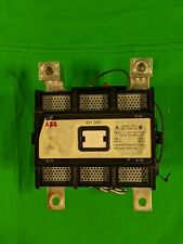Abb Size 4 Contactor Eh 150 120v Coil 135a 600v
