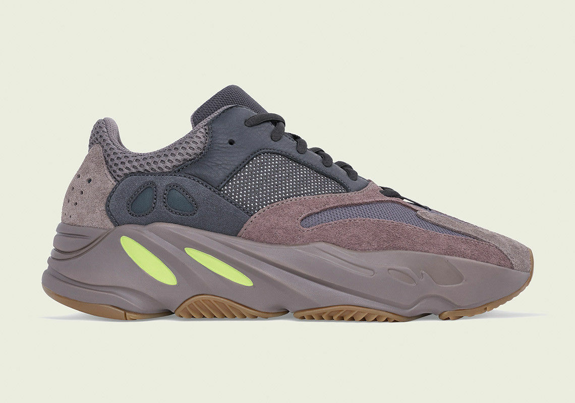 Adidas Yeezy 700 Mauve Boost New EE9614 Mens Dimensiones