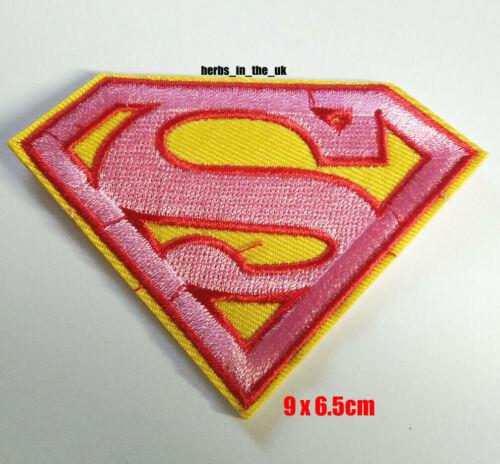 Batman Spiderman Avengers Superhero Marvel Iron On Sew On Patch Badge