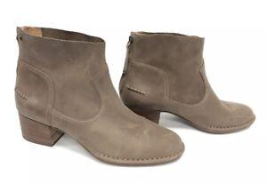 d362ed3fada Details about UGG Australia Women's Bandara Ankle Boot Bootie Leather  Sahara 1098310 Heel