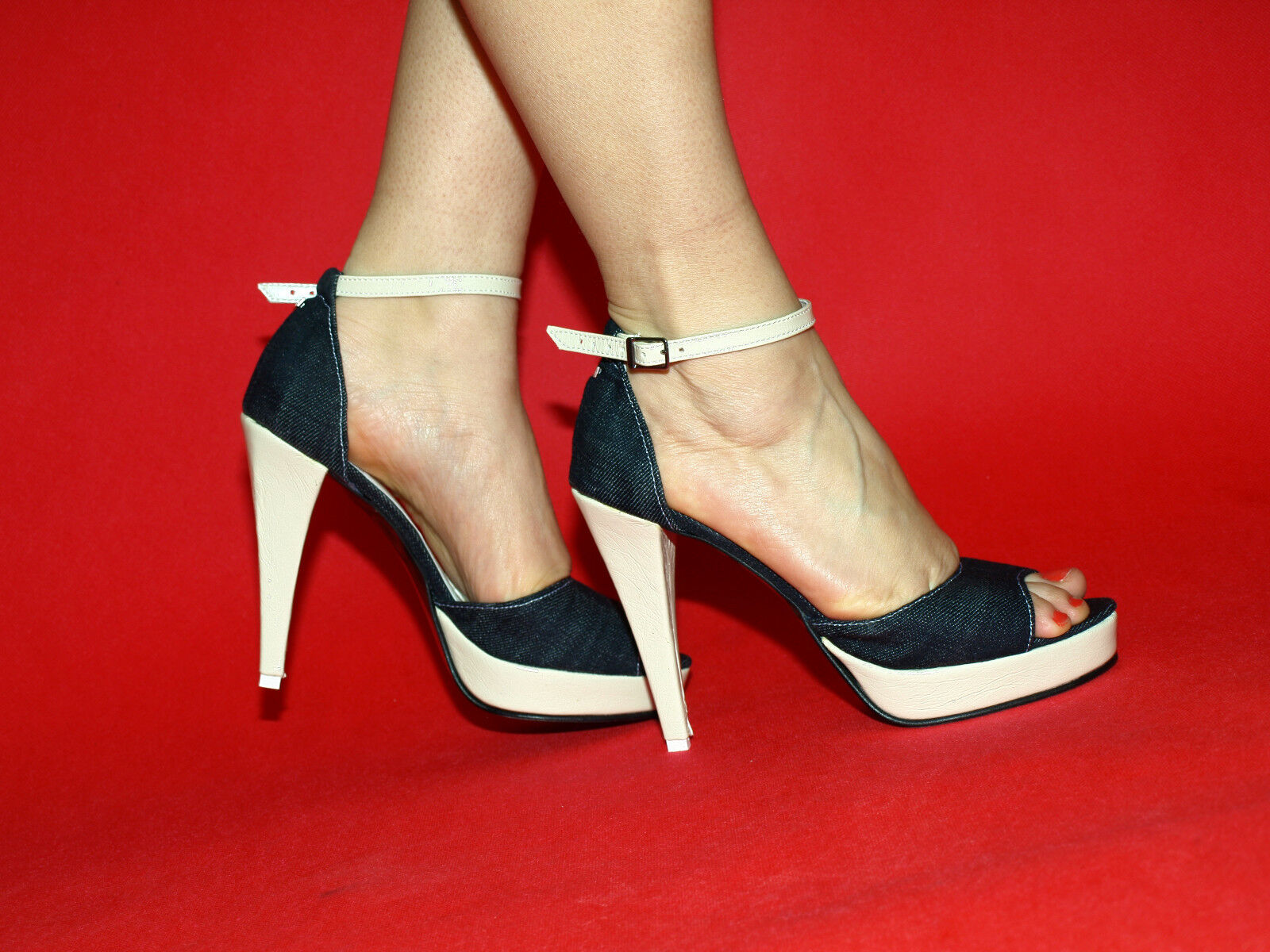 Pumps  37 38 39 40 41 42 43 44 45 46 47 Bolingier-Poland heels 13cm FS1313