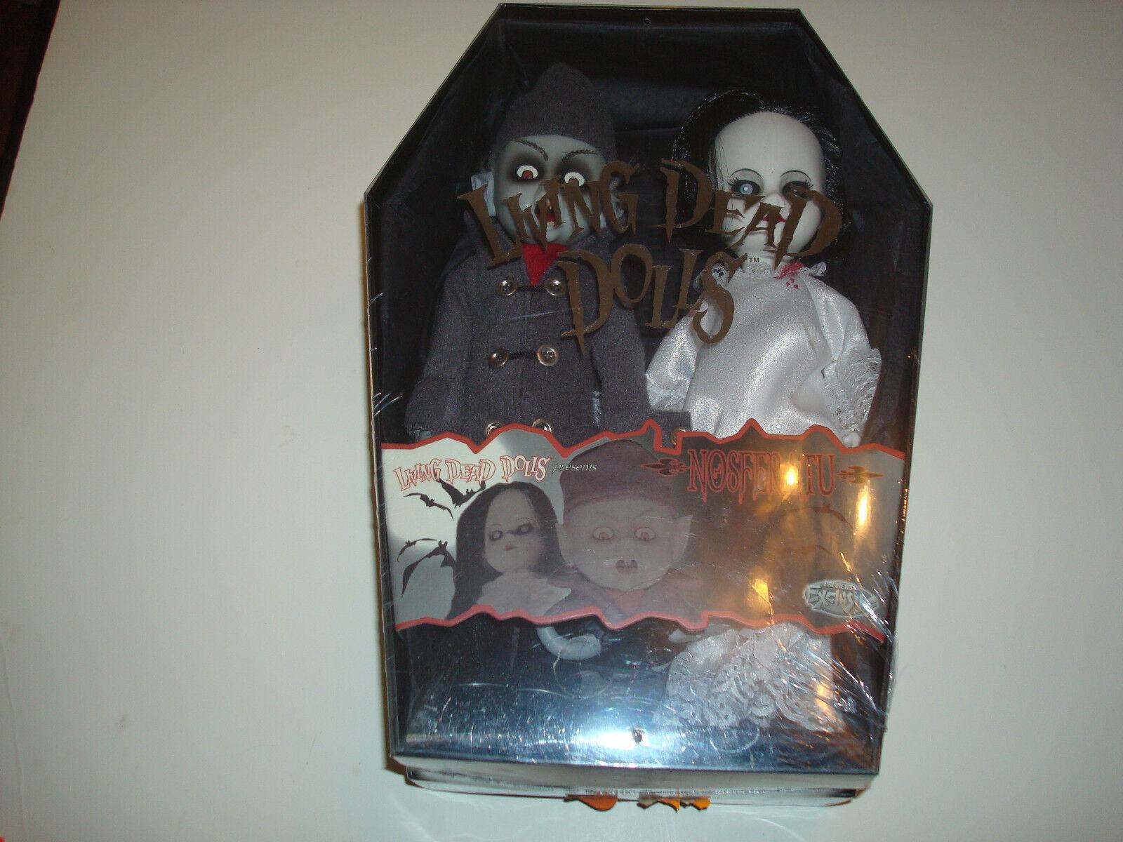 Living Dead bambolas   Nosteritu e Victim   consegna rapida