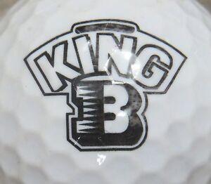 1 King B Beef Jerky Jack Links Logo Golf Ball Ebay
