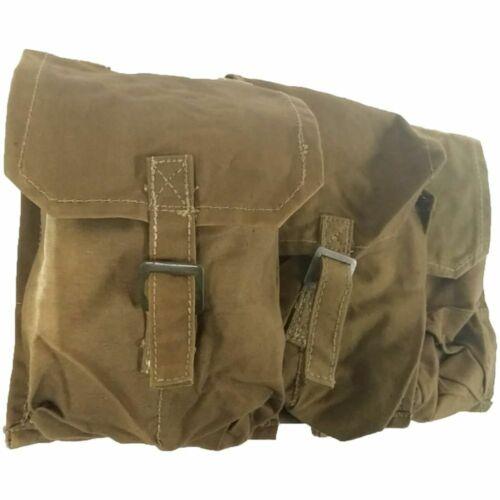 10 Stück Polnische Armee Gürteltaschen Original Brot Tasche