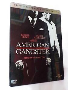AMERICAN-GANGSTER-FILM-IN-DVD-2-DISCHI-STEELBOOK-COMPRO-FUMETTI-SHOP