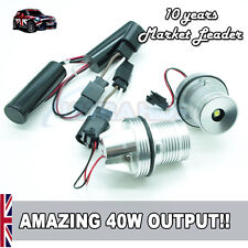 40W CREE XML LED Angel Eyes Marker KIT BMW E39 X5 E53 E60 E63 E64 E65 E66 E87