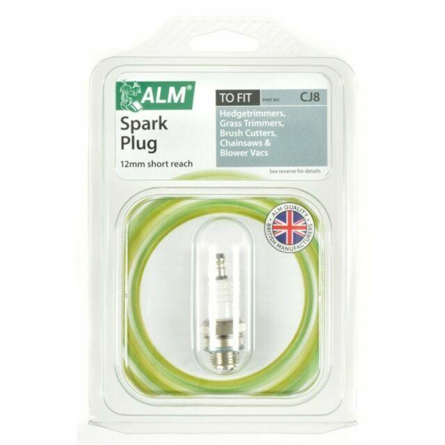 ALM Manufacturing CJ8 12 mm Spark Plug
