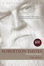 Robertson Davies: A Portrait in Mosaic-ExLibrary