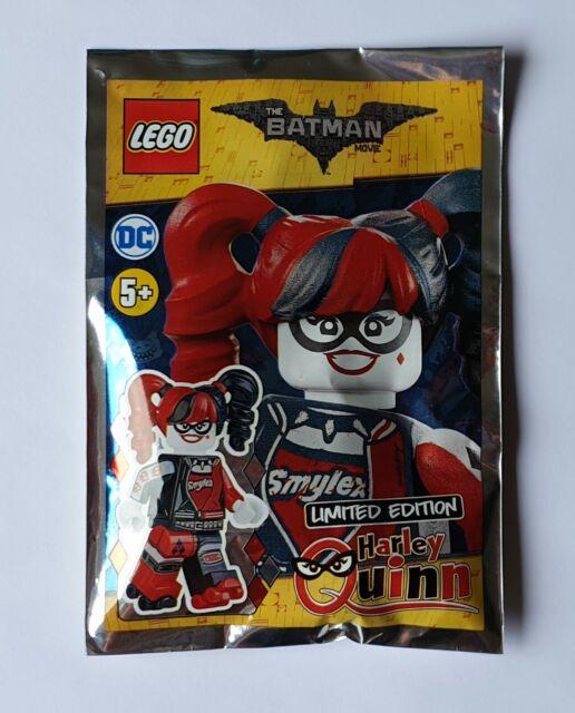 Harley Quinn 211804 ORIGINAL LEGO The Batman Movie Limited Edition Polybag