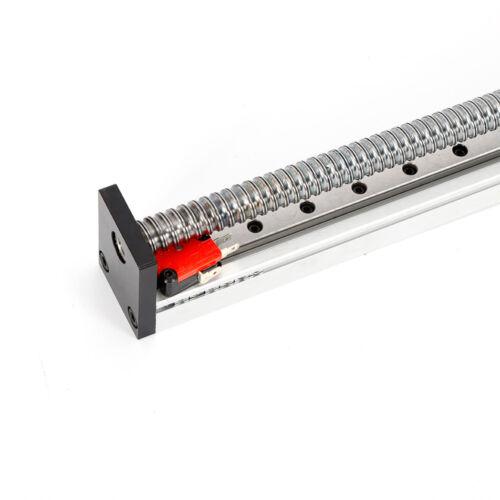 1605 Ballscrew CNC Linear Actuator Slide Actuater NEMA23 Motor DIY Marker Parts