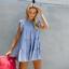 UK-Women-Ladies-Summer-Smock-Dress-Holiday-Beach-Casual-Loose-Frill-Sundress thumbnail 21