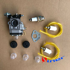 Carburetor & Spark Plug REDMAX EB7000 EB7001 EB4300 EB4400 EB431 BACKPACK BLOWER