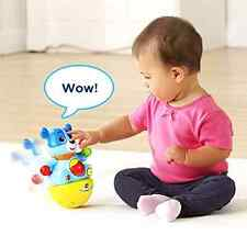 Vtech Count Wobble Cody Talking Music Baby Toy Gift Child Kids Toddler Play Bear