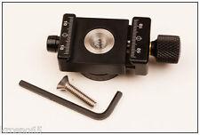 Panning clamp 4 Arca Swiss Kirk Markins Acratech Foba Benro Wimberley rrs