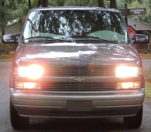95 05 Chevy Astro GMC Safari Van Hoch Träger Set Dreht auf Alle 4 Kopf Licht