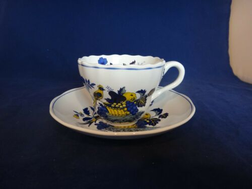 Spode BLUE BIRD Cup /& Saucer Set ~ multiple available ~