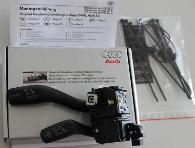 Audi A3 8p Original Cruise Control Dopo Rüstsatz S3 Gra Cruise Control Speed 8p0054690-