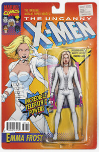 Comics Uncanny X-Men #600 Variant Edition Iceman Action Figure Marvel Comics CB3580 Other Modern Age Superheroes