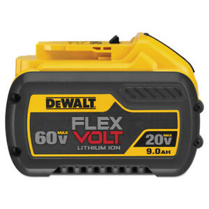 DEWALT DCB609 20V/60V MAX FLEXVOLT 9 Ah Li-Ion Battery (1-Pc) New