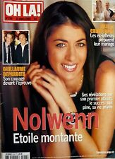 2003: NOLWENN LEROY_GUILLAUME DEPARDIEU_GIORGIO ARMANI_RANIA DE JORDANIE