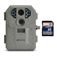 Stealth Cam P12 6mp Scouting Game Trail Camera With Video & Burst + 8gb Sd Card