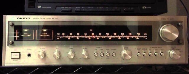 LAMP KIT TX-4500 (WARM WHITE LEDs)QUARTZ STEREO LOCKED RECEIVER Onkyo DIAL METER
