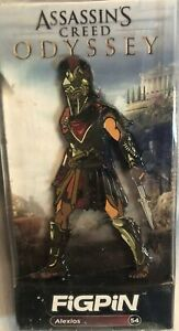 Alexios Figpin 54 Assassin S Creed Odyssey Enamel Pin Brand New