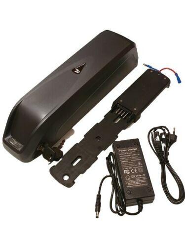HaiLong Frame Down tube Lithium SAMSUNG cell E-Bike Battery 36V 10.4Ah charger