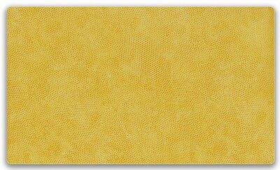 Dimples Yellow  by Makower 100% Cotton Fabric  by FQ 1867Y