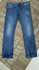 Mens Diesel SLAMMER Jeans W34 L34 008ll