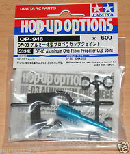 Tamiya 53948 DF-03 Aluminum One-Piece Propeller Cup Joint (DF03/DF03Ra/DF03MS)
