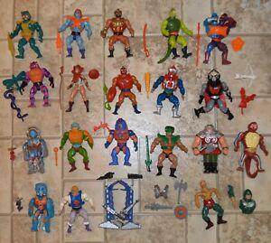 Vintage MOTU Leg Repair Service Masters of the Universe He-Man figure fix!