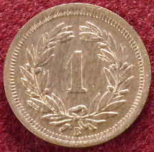 Switzerland 1 Rappen 1920 (C1802)