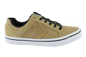 Converse-All-Star-Chuck-El-Distrito-Teck-Marron-Baskets-Chaussures-161606-taille-42