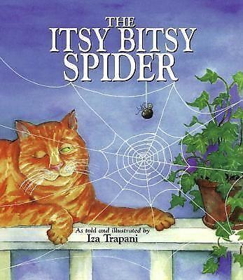 The Itsy Bitsy Spider by Trapani, Iza