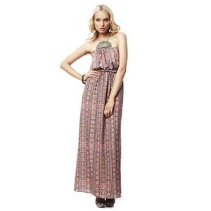 SEDUCE-Masai-Maxi-Dress-1111SW4205-Moroccan-size-12-BNWT
