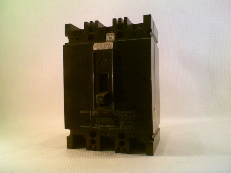 WESTINGHOUSE EB3080   EB3080 (USED TESTED CLEANED)