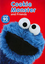 Cookie Monster And Friends (DVD 2014) New & Sealed