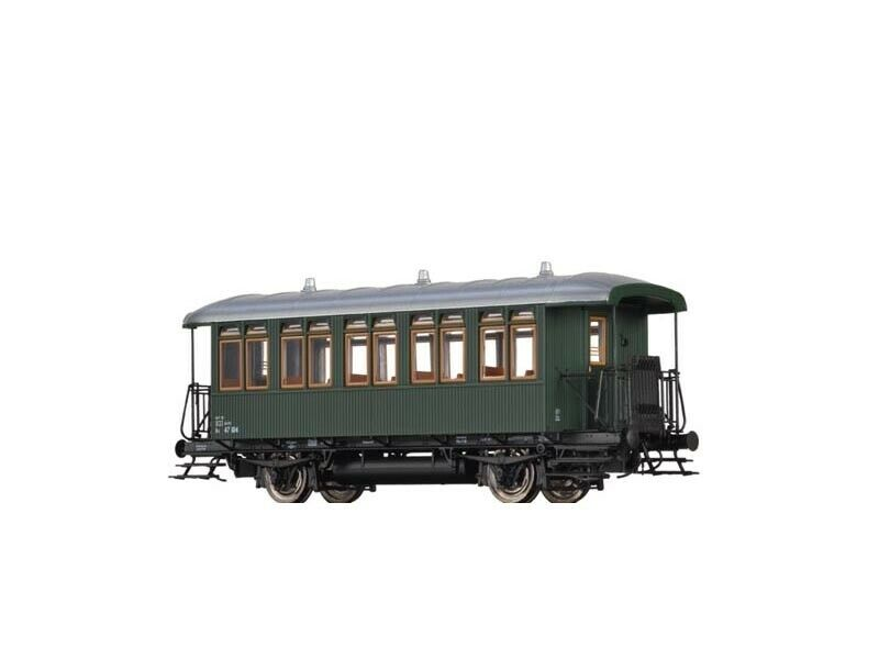 BRAWA 45646 Personenwagen Bu der ÖBB, III, DC, Spur H0