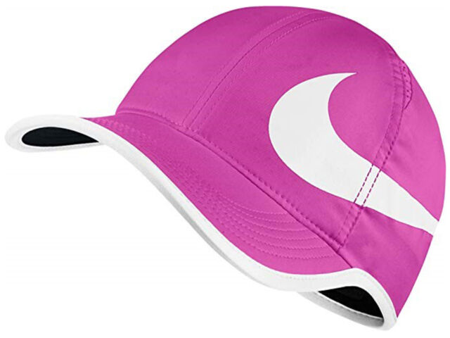 NIKW NikeCourt Aerobill Featherlight Adjustable Tennis Hat 864100 ... dc0942a75bb6