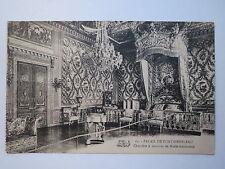 Palais de Fontainebleau - Chambre à coucher de Marie-Antoinette / AK
