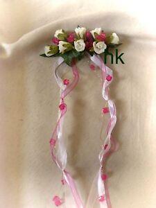 Haarschmuck-Haarspange-Blumenkind-Kommunion-Hochzeit